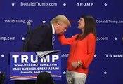 """Donald Trump fait inspecter ses cheveux : """"je ne porte pas de perruque !"""""""