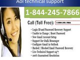 Get solutions 1-844-245-7866 Aol technical support phone number aol customer service number