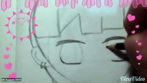 How to draw anime eyes according to vampire knight