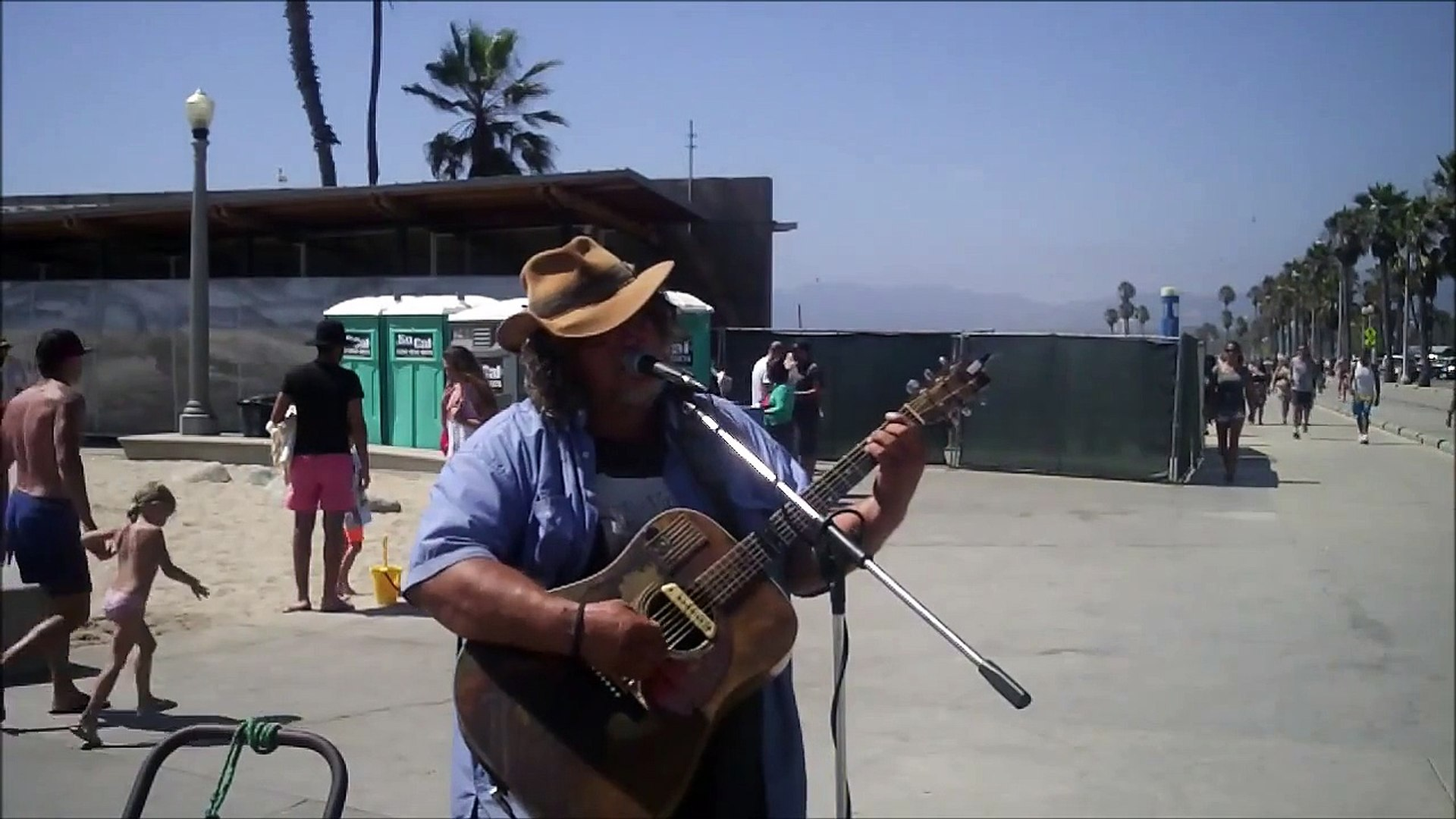 After The Gold Rush performed by David Smith--street musician--www.davidwaltersmith.com