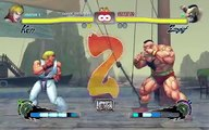 3ième vidéo sur Super Street fighter IV avec soldatgaga