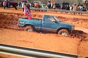 Mud bogging at outback speedway gray court sc
