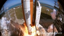 NASA Uzay Mekiği Fırlatma Derlemesi - Space Shuttle Launch Compilation - HD