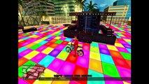 GTA SA/MP: Acrobacias en moto [MOD]