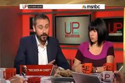 Jeremy Scahill On MSNBC RIPS Obama Foreign Policy