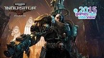 Warhammer 40.000: Inquisitor Martyr - Interview