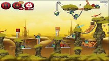 Angry Birds Star Wars 2 How to End Boss Fight Epic Battle Gameplay Rebels Pork Side Leve