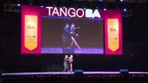 Deux argentins remportent le championnat du monde de tango de scène