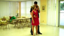 "Dirty Dancing ""I had the time of my life"" - Dance training for wedding first dance."