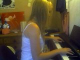 Piano- cascada everytime we touch