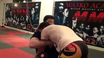 Grappling can be trained for self-defense, sport, and mixed martial arts (MMA) ...