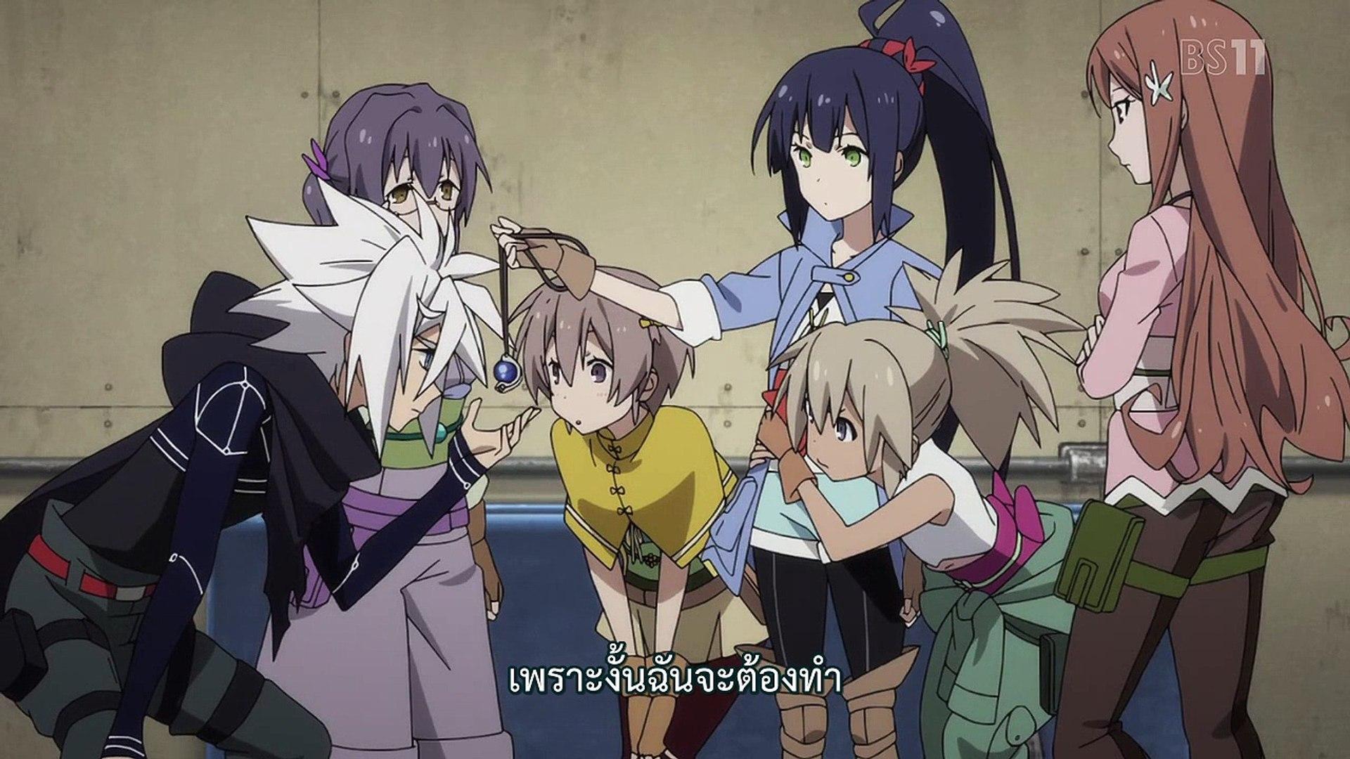 anime neppu kairiku bushi road sub indo