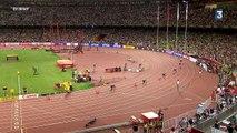 Athlétisme - Usain Bolt et la Jamaïque remportent le relais 4x100 m