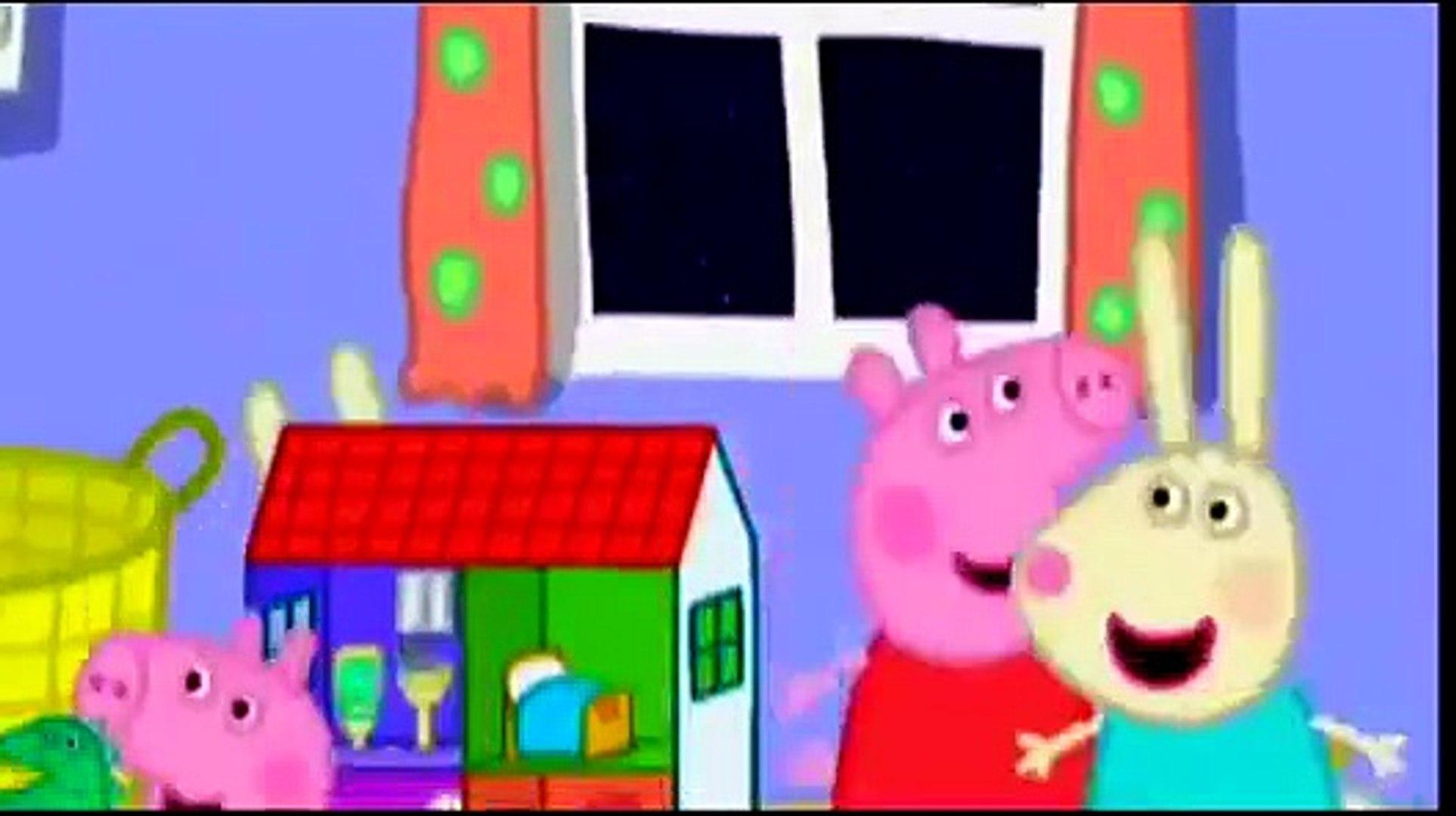 Peppa Pig S2x43 La Maison De Rebecca Rabbit Video Dailymotion