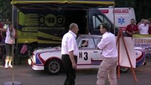 Barum Rally 2009: Historic rally cars HD