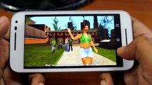 GTA San Andreas Gameplay on Moto G 2015