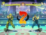 Ultra Street Fighter IV battle: Ken vs Ryu