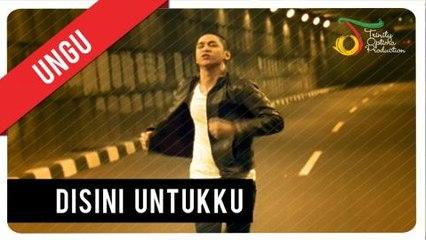 UNGU - Disini Untukmu   Official Video Clip