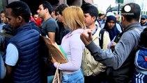 BM: 'Avrupa'ya ulaşan kaçak göçmen sayısı 300 bini geçti'