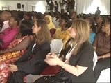 President Kagame welcomes President Clinton to Rwanda- Rwamagana, 19 July 2012
