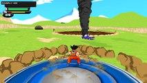 Dragon Ball Z  Z Warrior Chronicles Gameplay   Fan Made DBZ Game HD | dragon ball z games