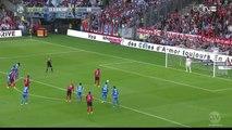 Steve Mandanda Amazing Penalty Save - Guingamp v. Olympique Marseille - 28.08.2015 HD