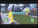 Dragon ball : Raging Blast ssj3 Goku vs ssj3 Broly
