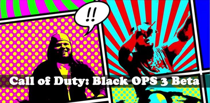 Call of Duty: Black Ops 3 Beta - Gameplay