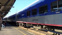 A Few Trains At The Raleigh & Durham Amtrak Stations 1/17/15 & 1/20/15