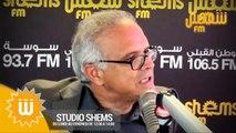"""Radhi Meddeb: Le 28-08-2015 """"SHEMS FM"""" الراضي المؤدب - ' هذه الحكومة تفتقد لرؤية واضحة '"""