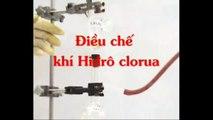 Phan ung dieu che HCl trong phong thi nghiem