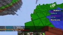 EPIC FAIL EN SKYWARS!/Skywars#1/Minecraft SantyGFXYT,