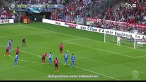 All Goals and Highlights HD | Guingamp 2-0 Olympique Marseille 28.08.2015 HD
