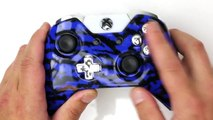 Xbox One - Blue Tiger Camo - Custom Controllers - Controller Chaos