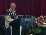 Carleton University Convocation 2008: Donald Yeomans