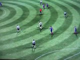RAUL ALBIOL - GOAL FROM OWN HALF - PES 2008 (XBOX 360)