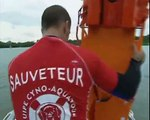 Chiens de sauvetage aquatique