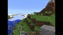 ALL ORES MINESHAFT! (ULTRA RARE) - Minecraft Pocket Edition 0.11.1+/0.12.1+