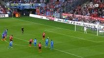 Ligue 1 : Guingamp 2 - 0 Marseille
