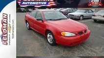 2002 Pontiac Grand Am Livonia MI Garden City, MI #TX5C321163A