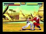 Ryu Survival Mode Street Fighter EX Plus Alpha