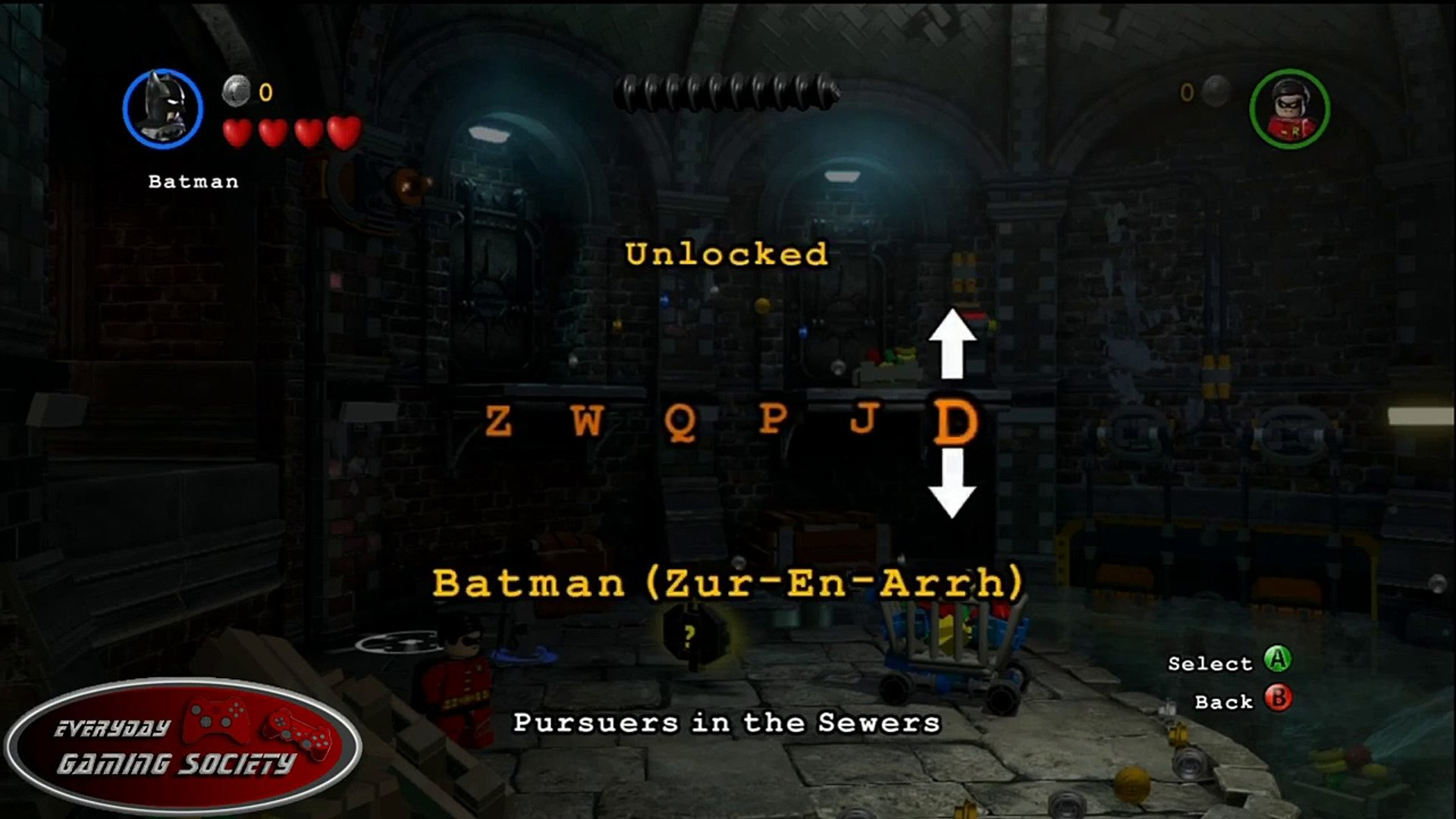Lego Batman 3 Beyond Gotham Cheat Codes Video Dailymotion