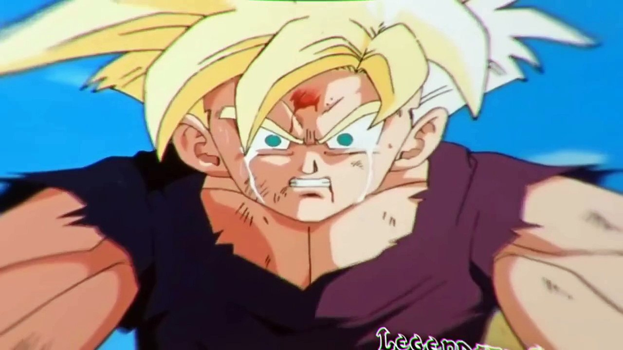 Amv Dragon Ball Z Fight For You And I Gohan Goes Ssj2 1080p60