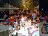 Repas de partage à l'Oly. Juillet 2015