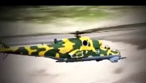 Mi-35 attack helicopters Pakistan Military New Weapon - YouTube