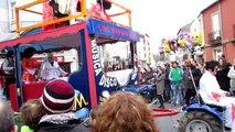 Desfile Carnaval Sarria 2013 (Lugo) Discoteca Los Revoltosos.