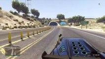 Grand Theft Auto V online carrera de coches