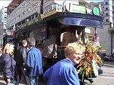 RET trams show  Rotterdam  sept  2005