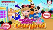 Disney Barbie: Baby Barbie Goes to Disneyland - Top Barbie Games for Girls