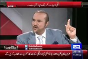 Babar Awan Blasted On Parliamentarians For Not Speaking Against India
